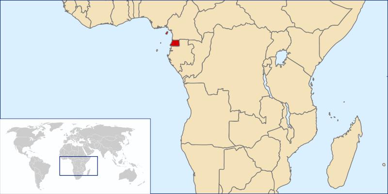 Situacion De Guinea Ecuatorial